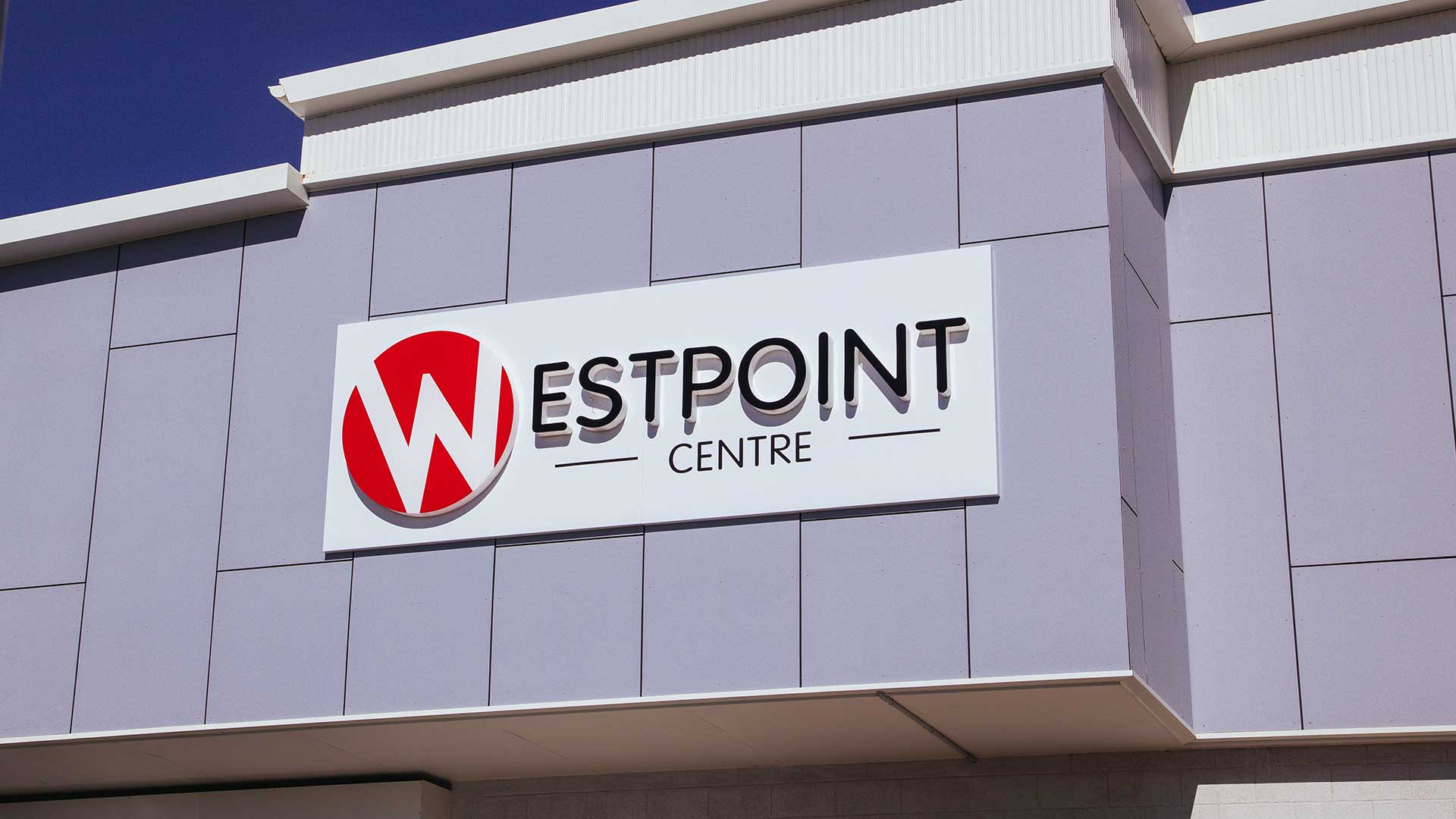 Building Logo | Westpoint Shopping Centre, West Bathurst