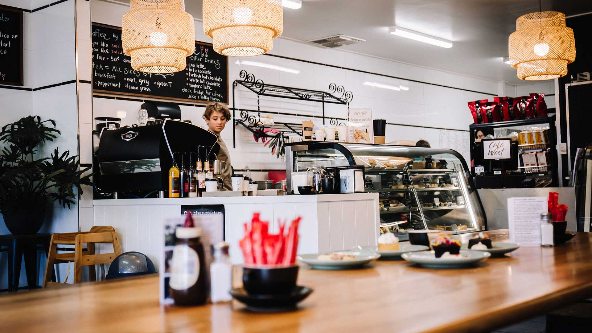 Cafe West | Westpoint Shopping Centre, West Bathurst